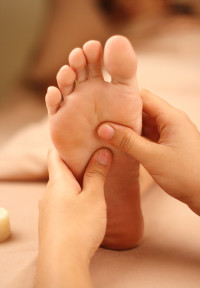 Tretmani refleksoterapije stopala